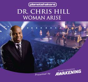 Woman Arise by Chris Hill - 1CD