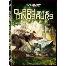 Clash Of The Dinosaurs (DVD)