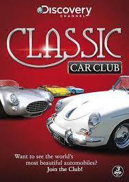 Classic Car Club (DVD)