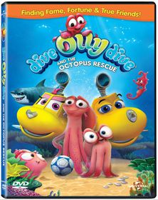 Dive Olly Dive And The Octopus Rescue (DVD)