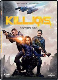 Killjoys Season 1 (DVD)