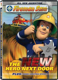 Fireman Sam: New Hero Next Door (DVD)