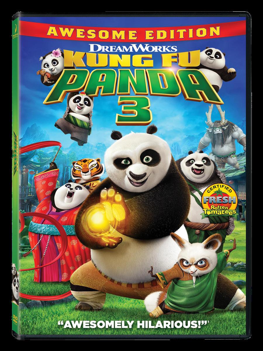 Kung Fu Panda 2 Dvd Cover Kung Fu Panda 3 (dvd) ...