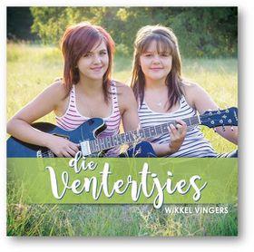 Die Ventertjies - Wikkel Vingers (CD)