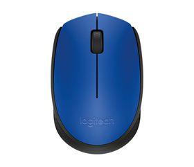 Logitech M171 Blue Wireless Mouse