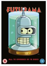 Futurama: Seasons 1-4 (DVD)