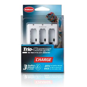 Hahnel Trio Charger