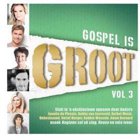 Various - Gospel Is Groot Vol 3 (CD)