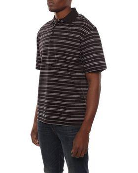 Patrick J Bi-Coloured Golfer - Black