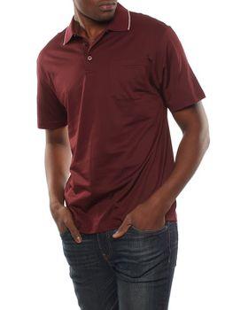 Patrick J Classic Golfer - Maroon