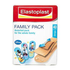 Elastoplast Family Pack Assorted