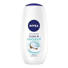 Nivea Care And Coconut Shower Cream - 500ml