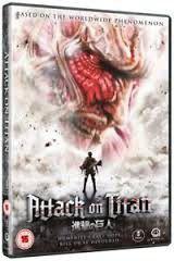 Attack On Titan: Part 1 (DVD)
