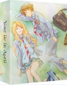 Your Lie in April: Part 1 (Blu-Ray)