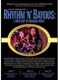 Rhythm 'N' Bayous - A Road Map to Louisiana Music (DVD)