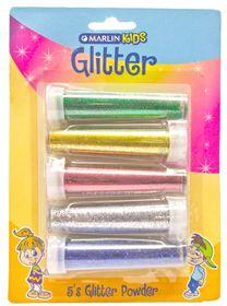 Marlin Kids Glitter 5's