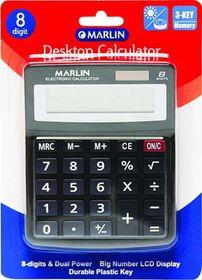 Marlin Desktop Calculator 8 Digit