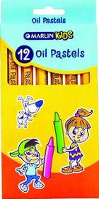 Marlin Kids 12 Oil Pastels
