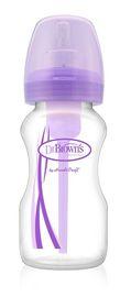 Dr.Brown's - Wide Neck Options Bottle 270ml - Purple