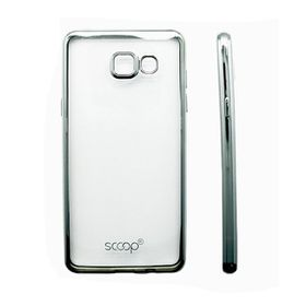 Scoop Lunar Case for Samsung A3-2016 - Silver