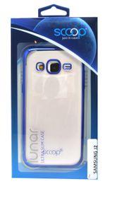 Scoop Lunar Case for Samsung J2 - Blue