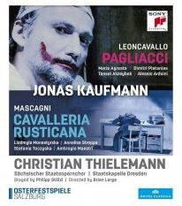 Jonas Kaufmann - Mascagni: Cavalleria Rusticana - Leoncavallo: Pagliacci (DVD)