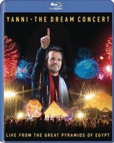 Yanni - The Dream Concert : Live From The Great Pyramids Of Egypt (Blu-Ray)