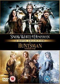 Snow White and the Huntsman/The Huntsman - Winter's War (DVD)