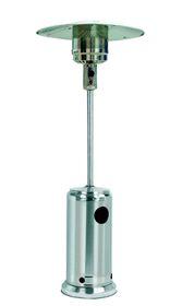 Alva - Stainless Steel Compact Patio Heater