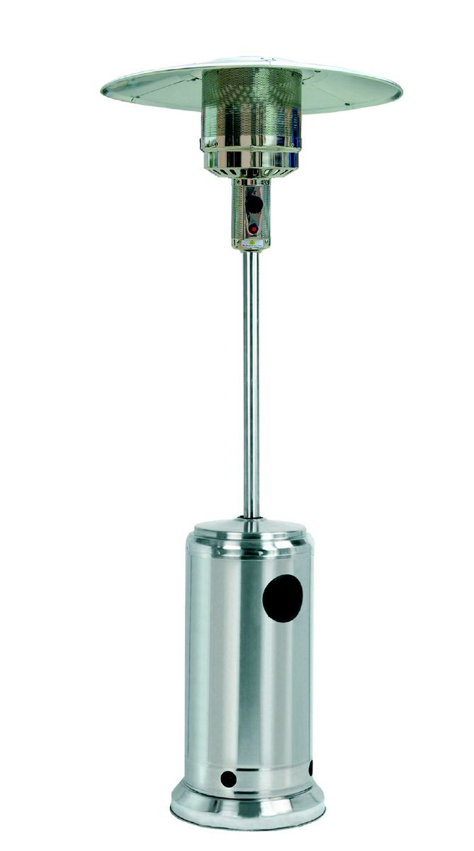 stainless steel patio heaters. Alva - Stainless Steel Compact Patio Heater. Loading Zoom Heaters