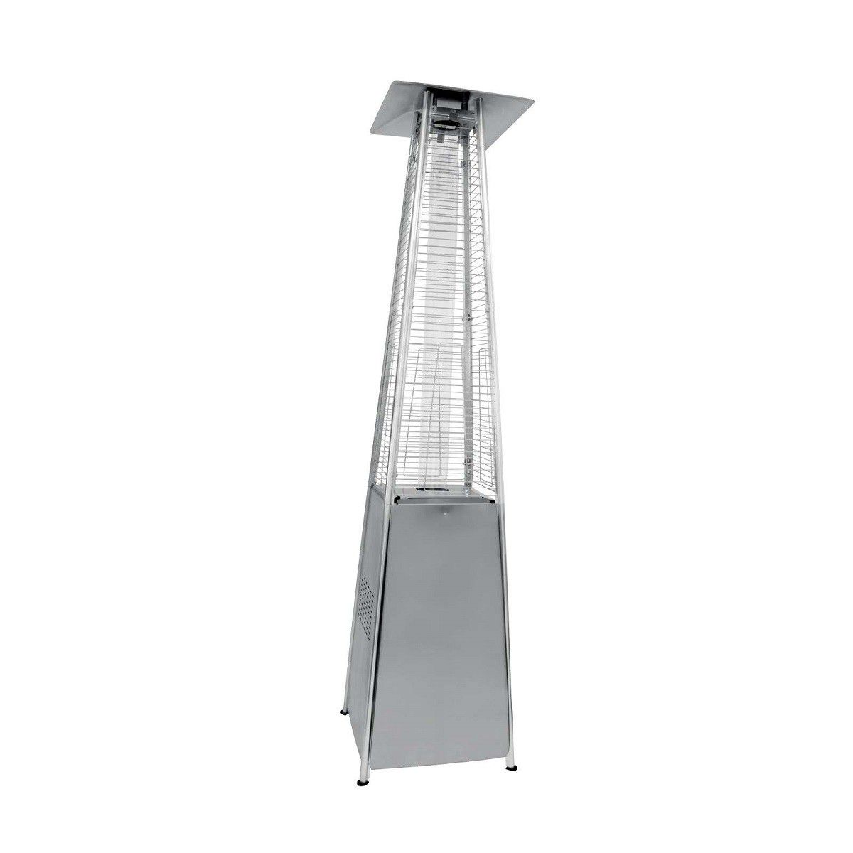 Attractive Alva   Designer Glass Flame Patio Heater | Buy Online In South Africa |  Takealot.com