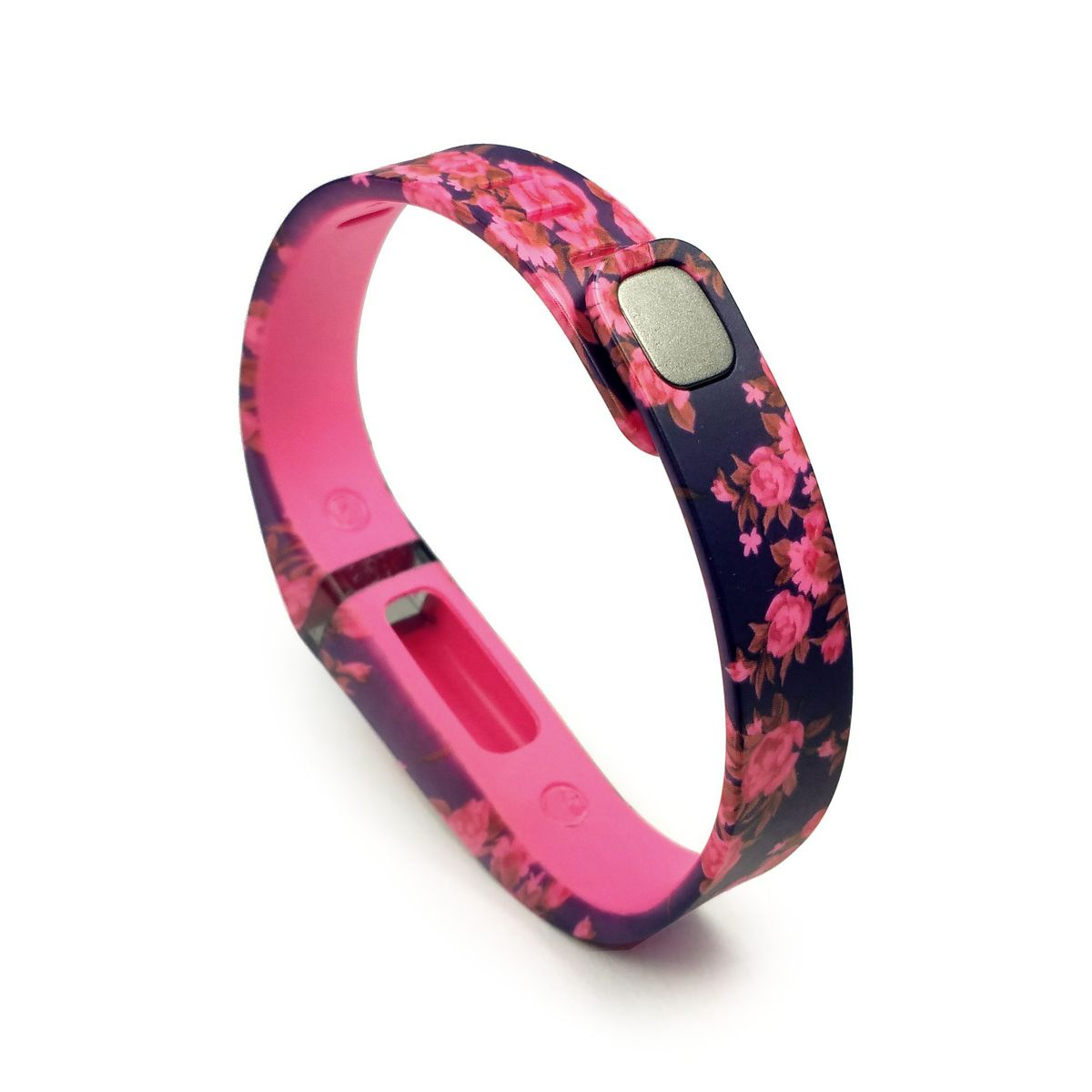 Tuff Luv Adjustable Strap Wristband And Clasp For Fitbit Flex