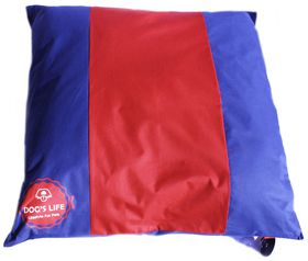 Dog's Life - Futon In Red - Large