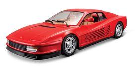 Bburago 1/24 Ferrari Testarossa - Red
