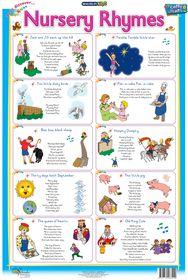 Marlin Kids Chart - Nursery Rhymes