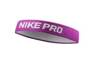 Nike Pro Headband - Purple/Lime