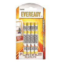 Eveready Platinum AAA batteries - Pack of 12