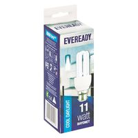 Eveready Energy Saving Lamp 11W Cool Daylight (Bayonet)(Pack of 5)