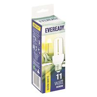 Eveready Energy Saving Lamp 11W Warm White (Screw)(Pack of 5)