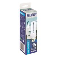 Eveready Energy Saving Lamp 15W Cool Daylight (Bayonet)(Pack of 5)