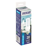 Eveready Energy Saving Lamp 20W Cool Daylight (Screw)(Pack of 5)