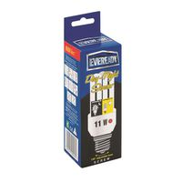 Eveready Energy Saving Lamp 11W Day/Night Sensor (Screw)(Pack of 5)