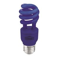 Eveready Energy Saving Lamp 12W Spiral Blue (Screw)(Pack of 5)