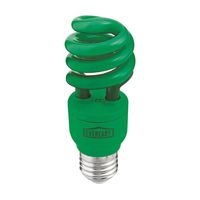 Eveready Energy Saving Lamp 12W Spiral Green (Screw)(Pack of 5)