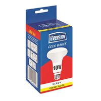 Eveready Energy Saving Lamp 10W R80 Reflector Cool White (Screw)(Pack of 5)