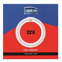 Eveready Flourescent Tube 22W Circ-line (4 pin)(Pack of 2)