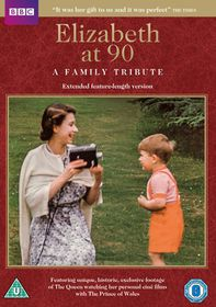 Elizabeth at 90 - A Family Tribute (DVD)