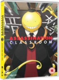 Assassination Classroom: Season 1 - Part 2 (DVD)