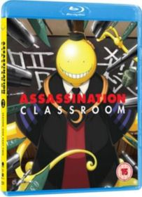 Assassination Classroom: Season 1 - Part 2 (Blu-Ray)