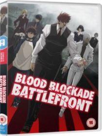 Blood Blockade Battlefront (DVD)